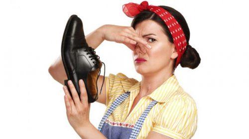 Tips Menghilangkan Bau Sepatu Dengan Praktis Dan Alami